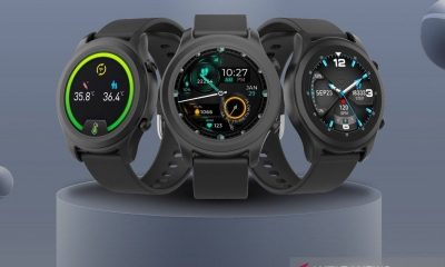 "OASE Siap Rilis ""Smartwatch"" Horizon W1 Akhir April 2021 :"