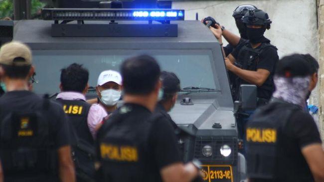 KKB Dicap Teroris, Polri Belum Turunkan Densus 88