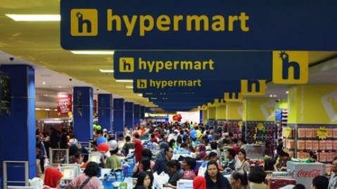 Meneropong Hypermart Usai Sahamnya Dicaplok Gojek: Perkuat Bisnis Online?