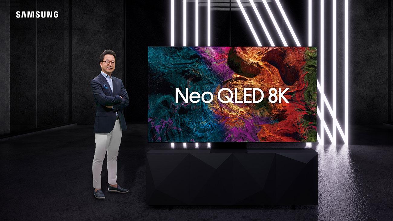 Lineup Samsung Neo QLED TV Resmi Hadir di Indonesia, Tersedia