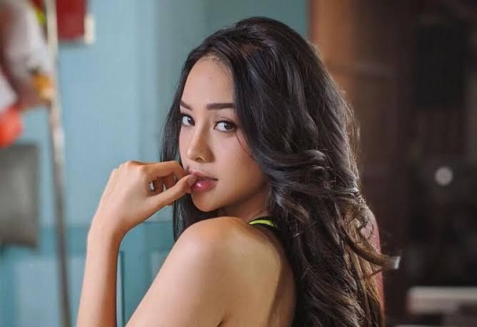 Anggunnya Baju Lebaran Anya Geraldine, Netizen: Bidadari Tak Bersayap :