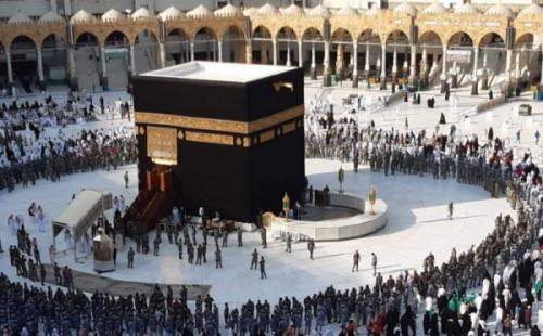 Arab Saudi Izinkan 60 Ribu Calhaj dari Luar Negeri, Jamaah