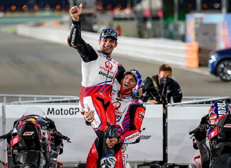 Bukan Cuma Jerez, Zarco Yakin Ducati Juga Kompetitif di MotoGP