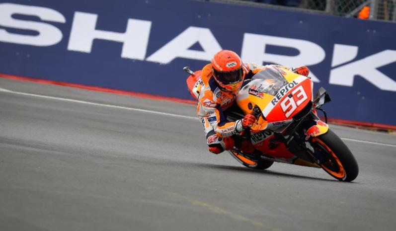 Cedera Belum Pulih, Marquez Akui Berjuang Lebih untuk Maksimal di