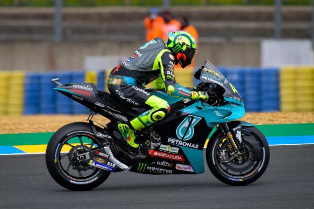 Finis Ke-11 di MotoGP Prancis 2021, Valentino Rossi: Ini Akhir