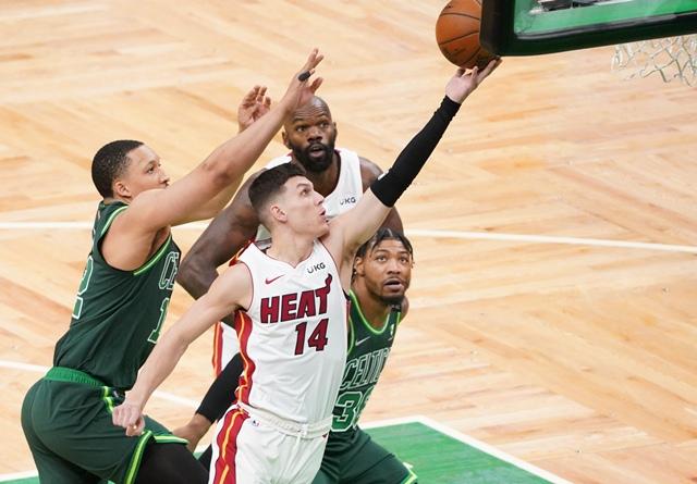 Heat Pastikan Tiket Playoff NBA 2020-2021 Usai Kalahkan Celtics :