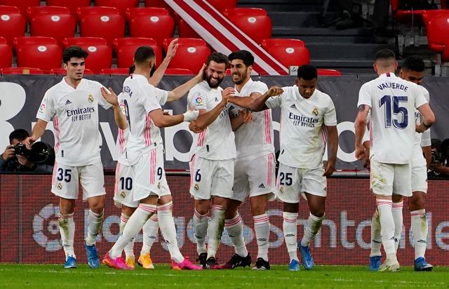 Jadi Pahlawan Kemenangan Real Madrid, Nacho Dipuji Zidane Setinggi Langit