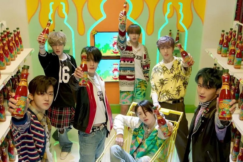 Mark Ungkap Perasan Kembali Ikut Comeback di Album Terbaru NCT