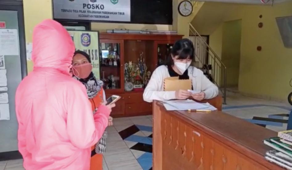Mudik Dilarang, Pembuatan SIKM di Jakarta Utara Sepi Peminat :