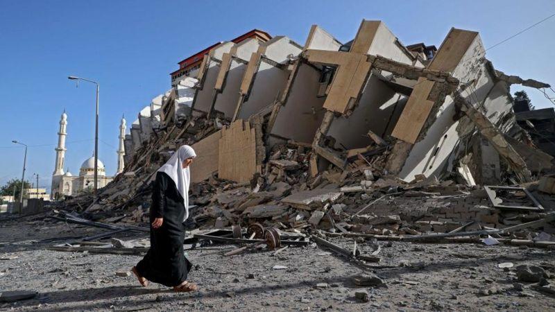 Palestina-Israel Saling Serang: PBB Peringatkan Ancaman Perang Berskala Penuh :