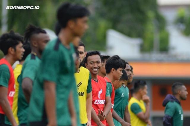 Pantau Pemain Selama Liburan, Ini yang Dilakukan Borneo FC :
