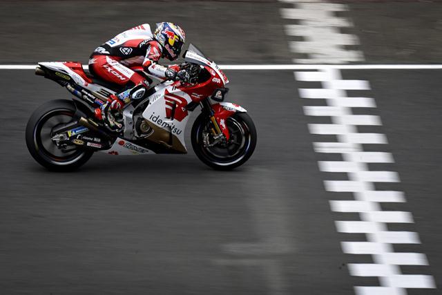 Takaaki Nakagami Merasa Terlalu Lambat di Kualifikasi MotoGP Prancis 2021