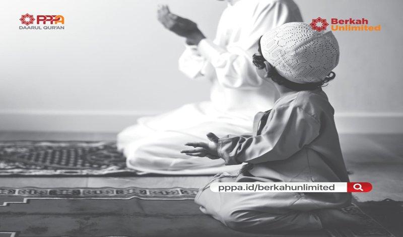 Tata Cara Sholat Idul Fitri di Rumah : e-Kompas.ID Muslim