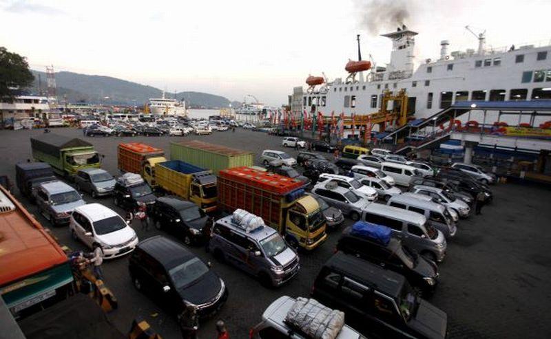 Turun hingga 90%, Pergerakan Penumpang di Pelabuhan Merak-Bakauheni Terkendali :