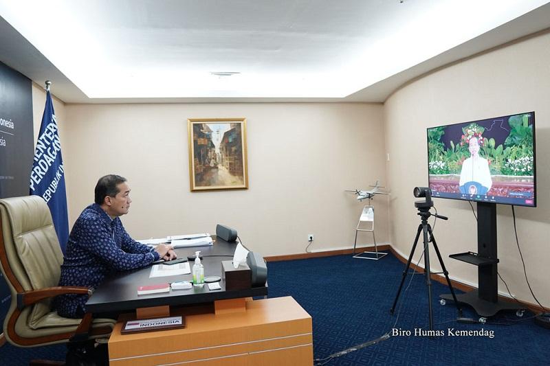 Viral Presiden Jokowi soal Bipang Ambawang, Mendag Minta Maaf :