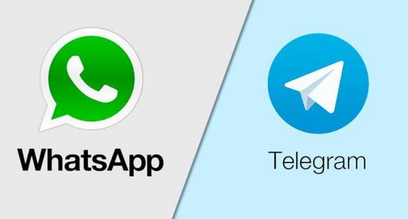 WhatsApp dan Telegram Saling Sindir di Twitter, Ada Apa? :