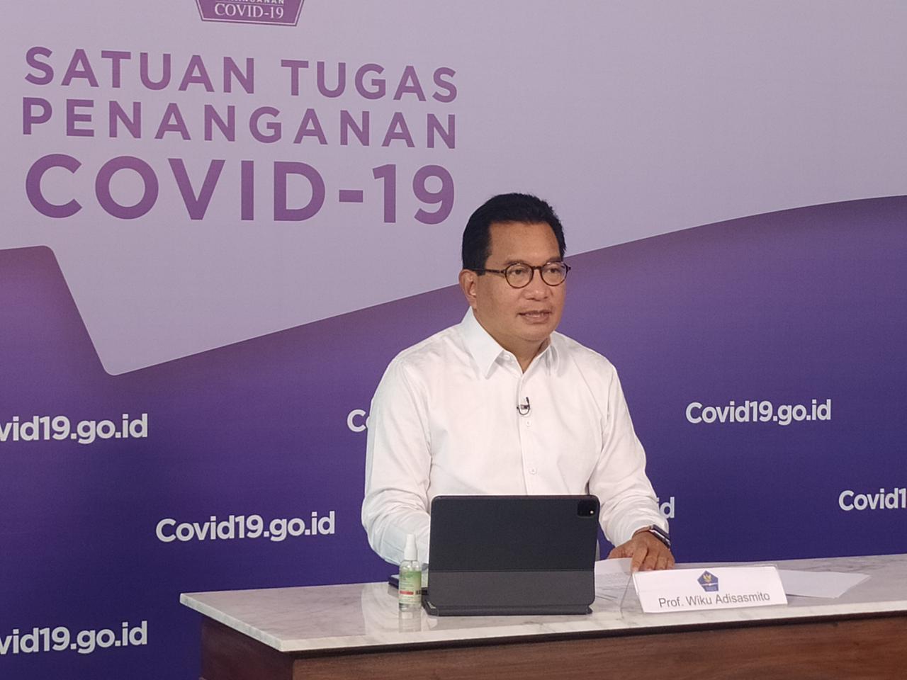 Pemerintah Pusat Siap Membantu Mengadakan Fasilitas Isolasi dan Karantina Mandiri