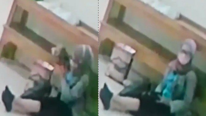 Viral Pencurian di Masjid, Pelaku Kenakan Masker dan Penutup Kepala