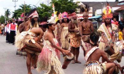 Lestarikan Tifa Ikon Papua - ANTARA News