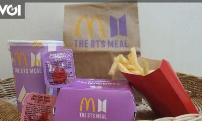 McDonald's BTS Meal Dinilai Hanya Bentuk Konsumsi Simbol, Penggemar Seolah