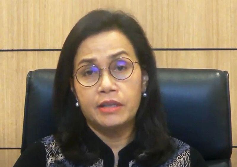 Sri Mulyani Usul Anggaran Kemenkeu Rp43,1 Triliun di 2022, Buat